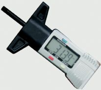 Streetwize Digital Tyre Depth Gauge